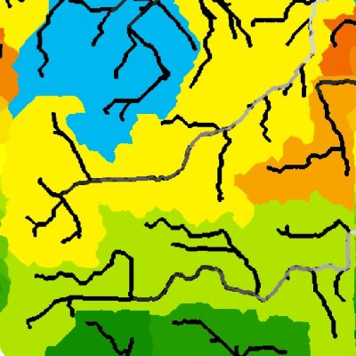 Watersheds and Flow Channels